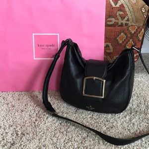 Kate Spade purse with free drawstring bag